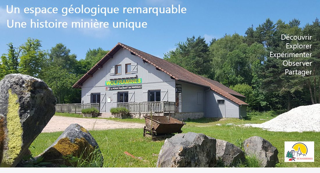 Site du musée Wolframines